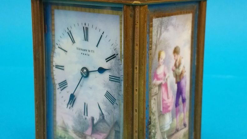 Sell Antique Clock with Photo Frame in Newcastle