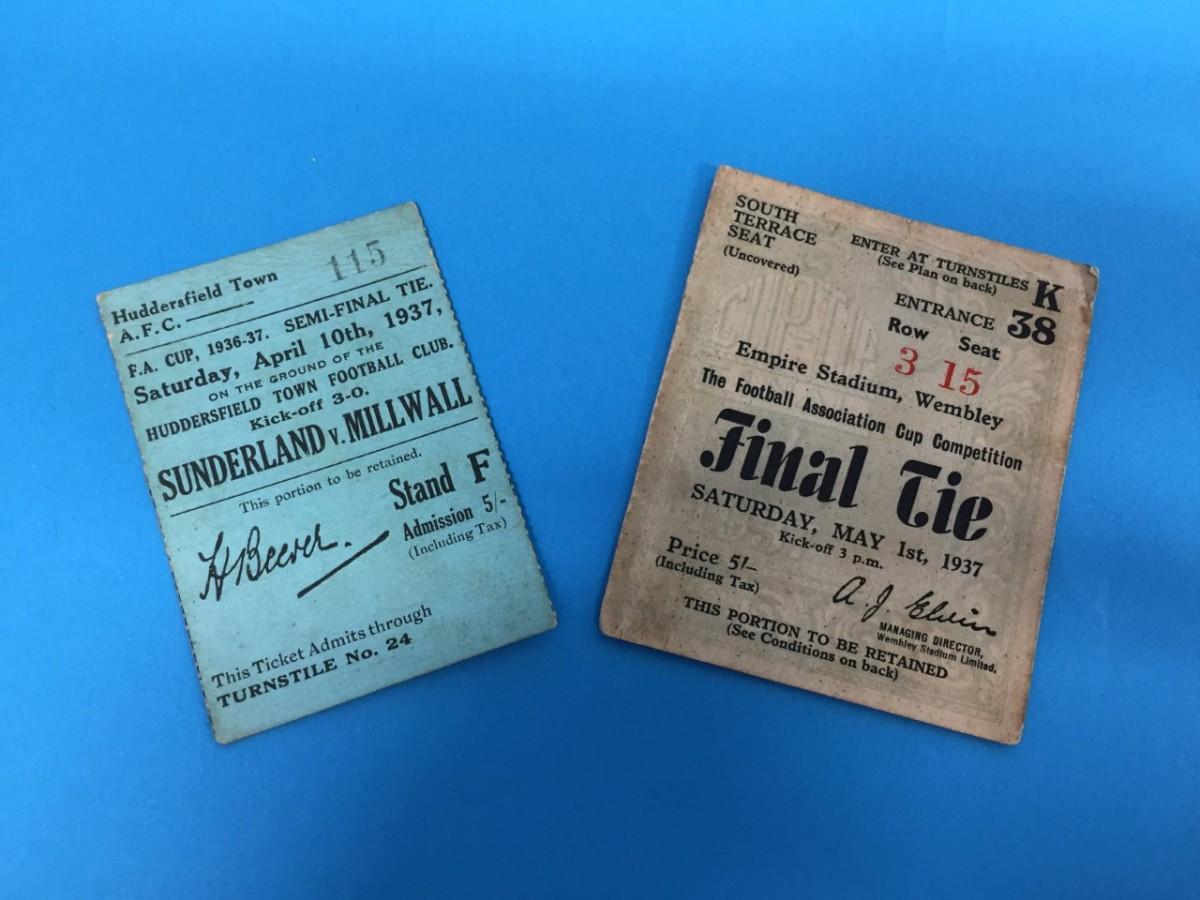 Sunderland Final Ticket
